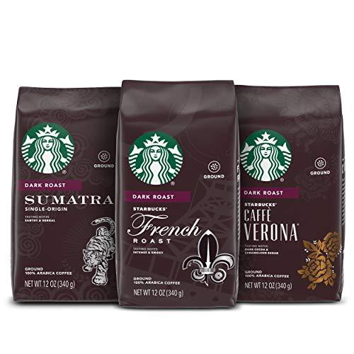 Starbucks Dark Roast Ground