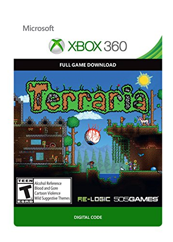 Terraria - Xbox 360 Digital Code
