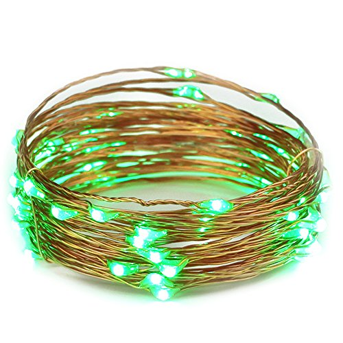 16 5ft String Lights Starry Adapter