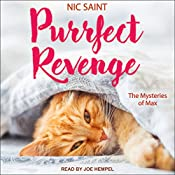 Purrfect Revenge: The Mysteries of Max, Book 3 | Nic Saint