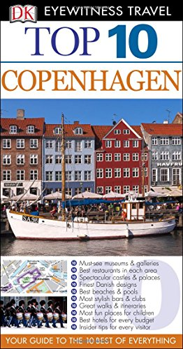 Top 10 Copenhagen (Eyewitness Top 10 Travel Guide)