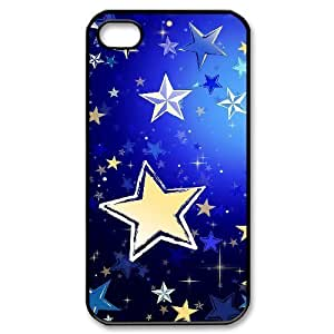 iphone 4 Case for Shining Star Pattern LIULAOSHI(TM) [Pattern-1] by mcsharks
