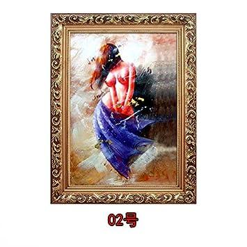 Paintsh Sauna Hotel Sexy Schönheit Gemälde Abstrakt Akt Wandbilder  Europäischen Bad Dekoration Malerei Frau Gemälde Öl