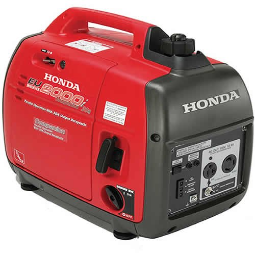 Honda EU2000i and EU2000ic Companion Generators