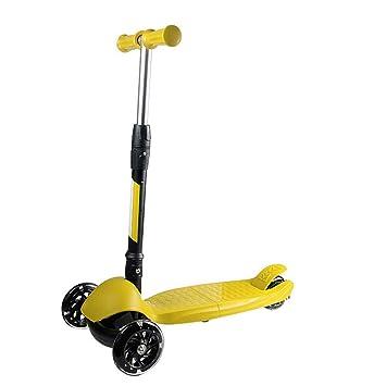 Micro Mini Scooter De Tres Ruedas Niños,fácil De Cargar ...