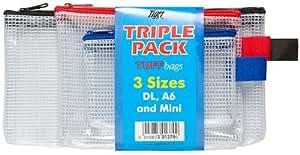Tiger–Funda multiusos con Triple Pack
