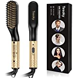 Beard Straightener Brush Comb