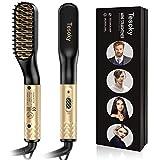 Beard Straightener Brush Comb