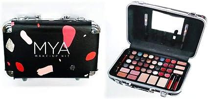 Mya Cosmetics Kit de Maquillaje 1 Unidad 470 g: Amazon.es: Belleza