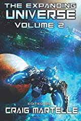 The Expanding Universe: Exploring the Science Fiction Genre (SCIFI Anthology) (Volume 2) Paperback