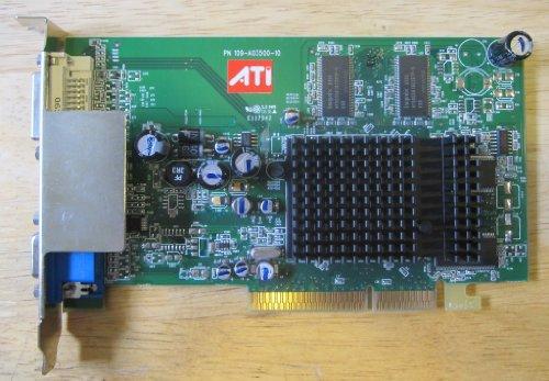 256mb Ddr Agp Graphics Card - ATI Radeon 9550xl 256mb DDR 8x AGP Video Card w/ DVI & S-video Out 109-a03500-10
