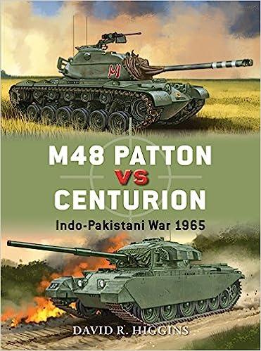 Descargar Bitorrent M48 Patton Vs Centurion: Indo-pakistani War 1965 PDF Web