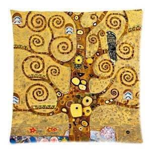 diy-hot Top venta manta funda de almohada de Gustav Klimt ...