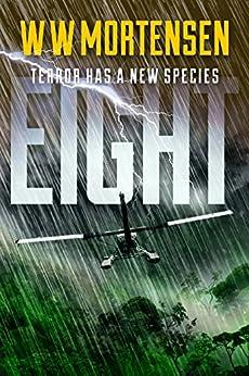 EIGHT Terror Has New Species ebook product image