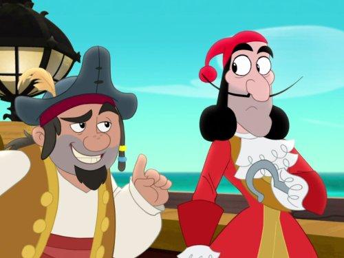 Ahoy, Captain Smee!/Cap'n Croak]()