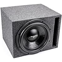 Skar Audio Single 12 1200 Watt Subwoofer Package - Includes 12-Inch VVXv3 Series Dual 4 Ohm Subwoofer in Ported Box