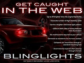 blinglights blanco araña luz bombillas LED para Mazda Miata MX-5 (todos los años): Amazon.es: Coche y moto
