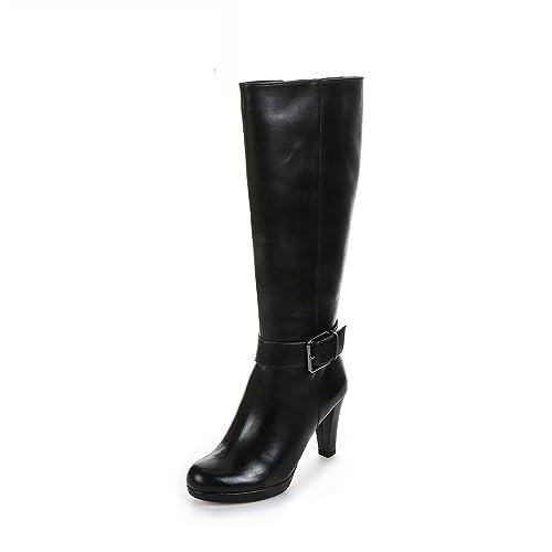 Clarks Women's Kendra Glaze Warm lined classic boots long length