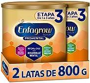 Enfagrow Premium Promental Etapa 3 Alimento a base de leche fortificado para Niños Mayores de 12 Meses Paquete