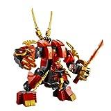 LEGO Ninjago Kais Fire Mech 70500