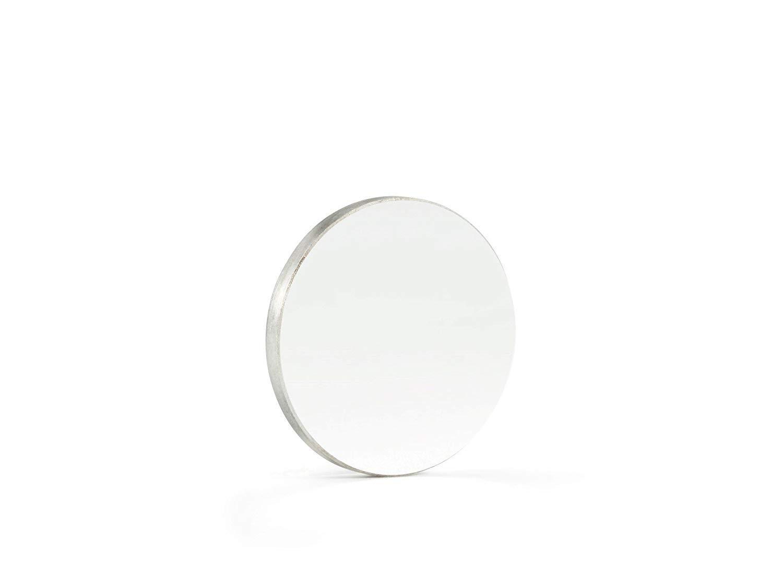 Miroir MO de r/éflexion en Molybd/ène ,R/éflecteur Molybd/ène,pour CO2 Machine de d/écoupe au Laser,3PCS,Diam/ètre 20mm TEH-HIGH Lentille