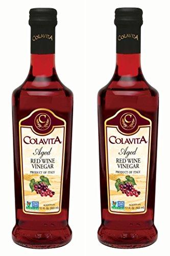 Colavita Aged Red Wine Vinegar, Special, 34 - Wine Frustration