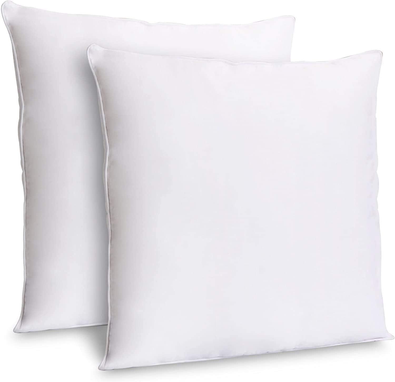 Emolli - Premium Down Alternative Throw Pillow Insert