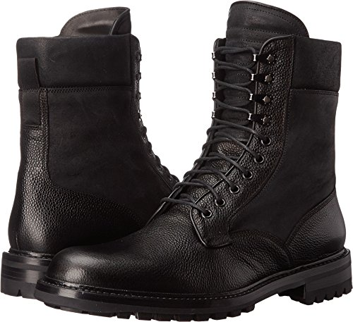 rag & bone Men's Spencer Commando Boot Black 12 D US