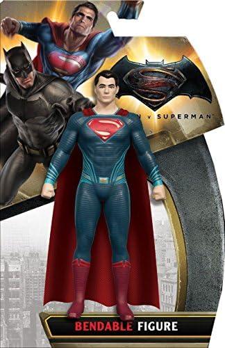 BATMAN V SUPERMAN-SUPERMAN BENDABLE: Amazon.es: Juguetes y juegos