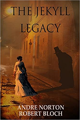 The Jekyll Legacy book over