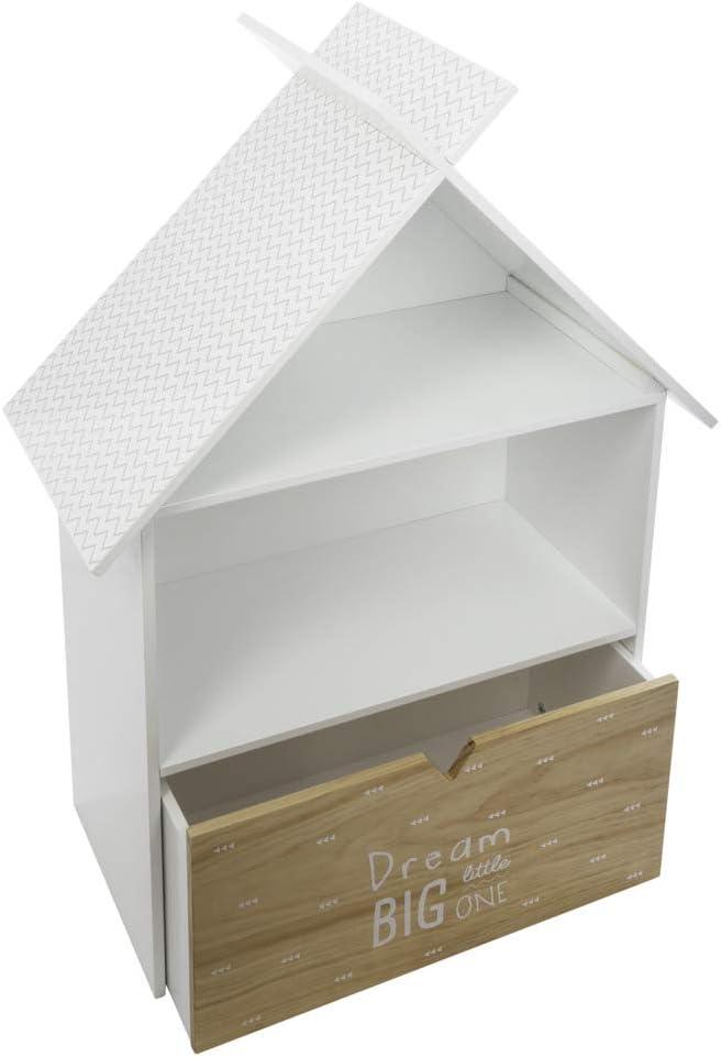Atmosphera Libreria con un grande cassetto-box per cameretta dei bimbi