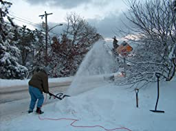yard machine snow throwers manual