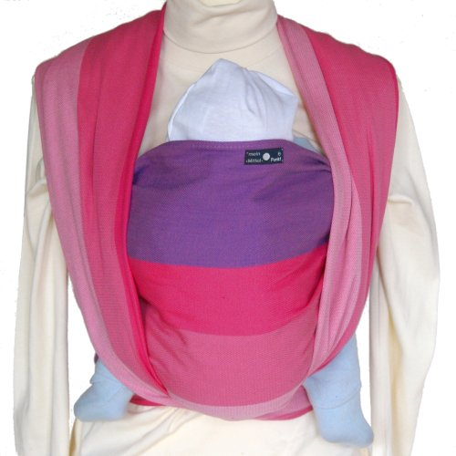 Didymos Baby Carrier Organic Wrap Sling, Eva, Size 7