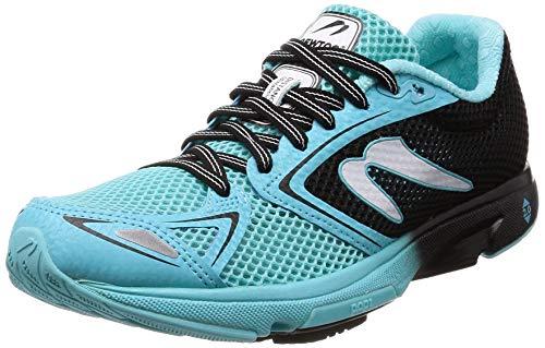 Newton Running Womens Distance 7 Black/Teal