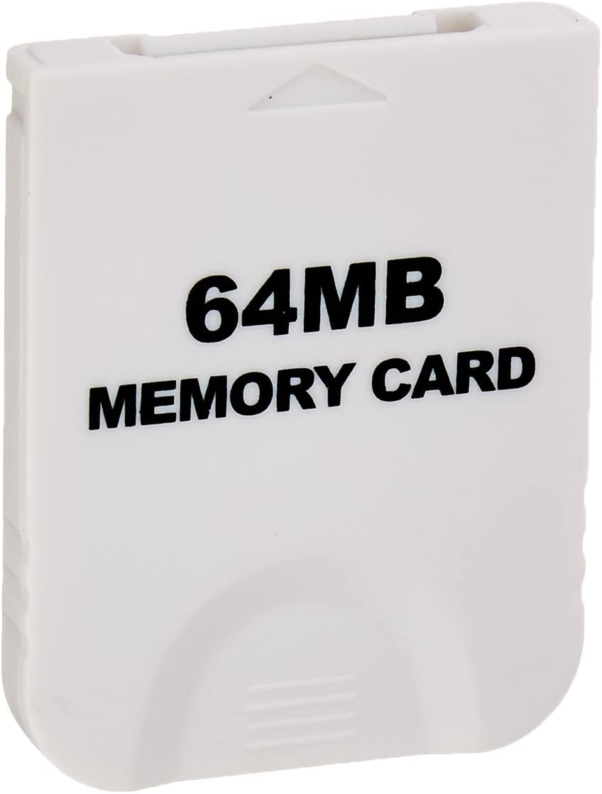 Amazon GameCube Compatible 64MB Memory Card With 1019 Blocks