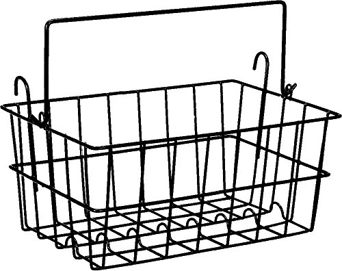 Drive Universal Rollator Basket by Drive Medical