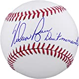 Nolan Ryan Texas Rangers Autographed Baseball with Don't Mess With Texas Inscription - Fanatics Authentic Certified