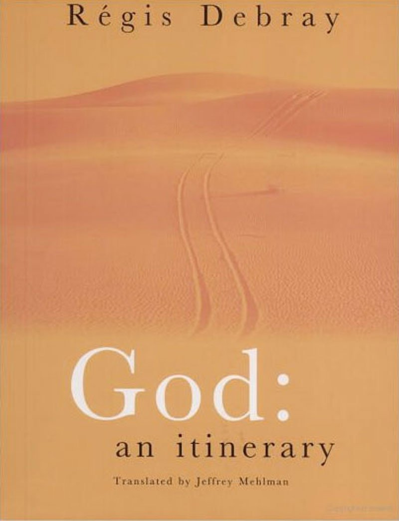 Read Online God: An Itinerary pdf epub