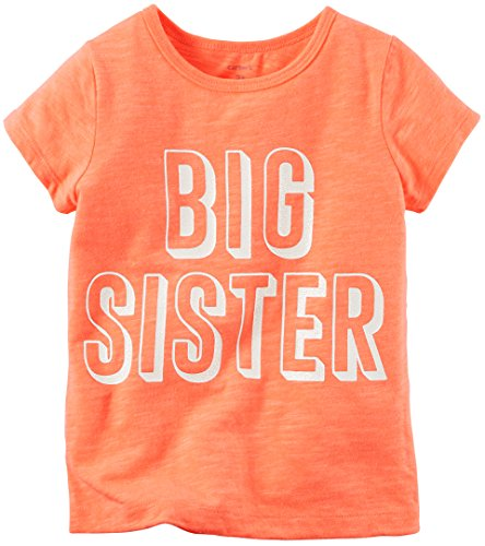 Carter's Girl's Neon Orange
