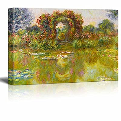 Lily Pond The Roses (Bassin Aux Nympheas Les...16