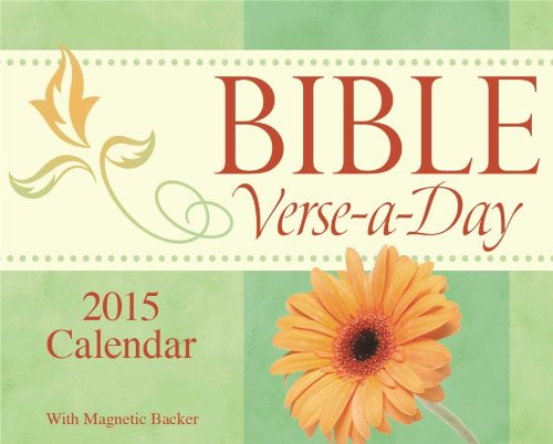 Bible Verse-a-Day 2015 Mini Day-to-Day Calendar