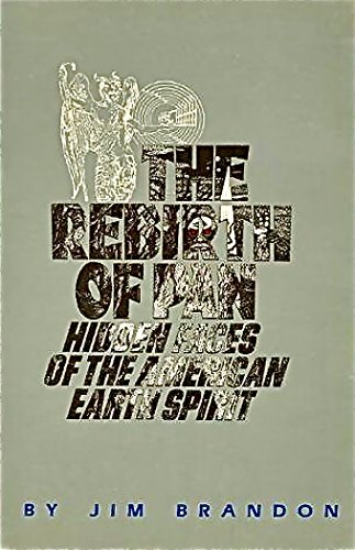 - The rebirth of Pan: Hidden faces of the American earth spirit