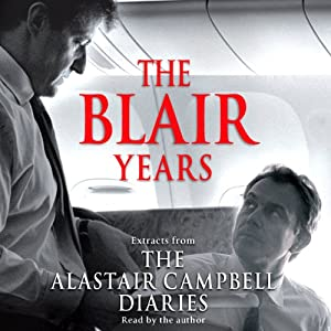 The Blair Years Audiobook