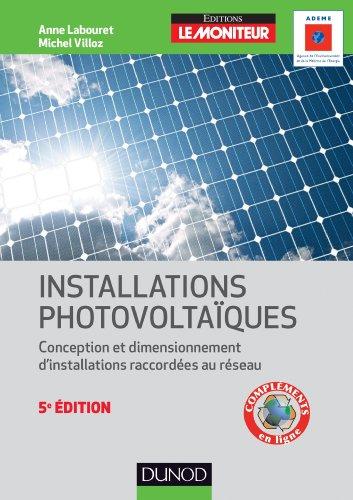 energie solaire photovoltaique - 5eme edition