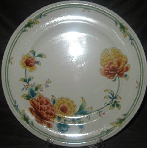 Noritake Asian Bouquet Dinner Plate (Asian Bouquet)