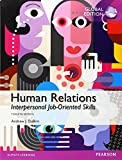 Cover of Human Relations: Interpersonal Job-Oriented Skills, Global Edition