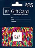 Gap $25 Gift Card