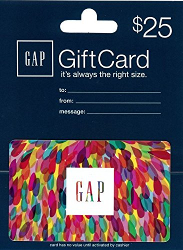 Gap $25 Gift Card from GAP