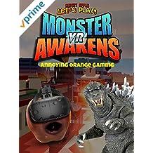 Clip: Midget Apple Let's Play - Monster Awakens VR (Annoying Orange Gaming)