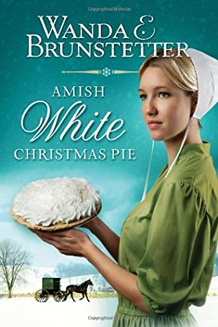 book cover of Amish White Christmas Pie